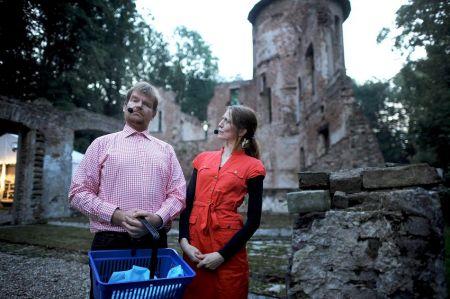 Rees: Gelungene Kabarett-Premiere in Empel