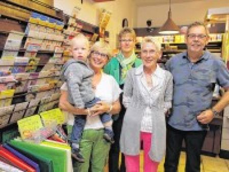 Kunden bereiteten der Geschäftsfrau liebevollen Abschied   WAZ.de