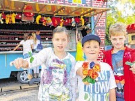 Boland hatte den Dreh beim Fassanstich raus | WAZ.de