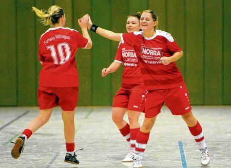 Fußball: Fortuna-Frauen gelingt die große Überraschung