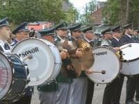Tambourkorps Millingen feierte sein 95. Jubiläum | WAZ.de