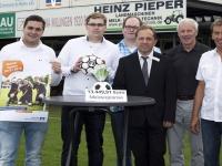 Lokalsport: Meister-Sparen: Geldregen für Fortuna