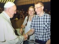 Rees: Dem Papst ganz nah