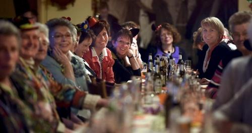 Rees: Millinger kfd-Frauen in bester Stimmung