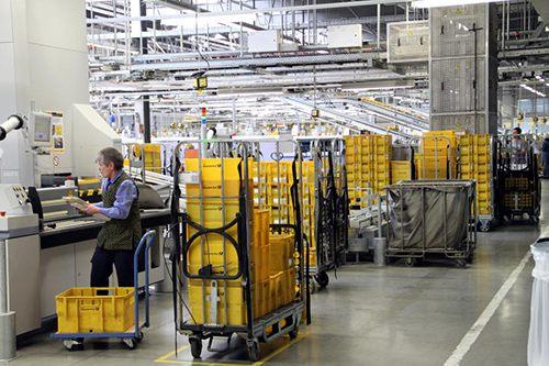 Foto: www.duisburg-bilder.de / Briefzentrum Asterlagen