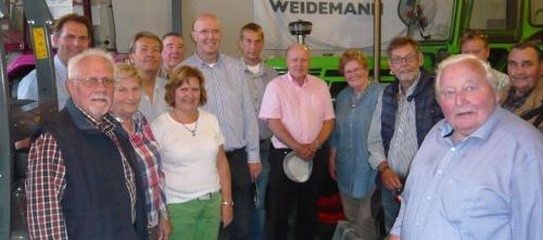 Rees: CDU will einen sicheren Radweg