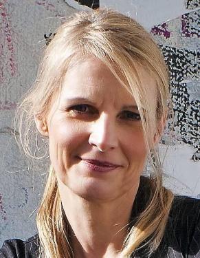 Rees: Barbara Ruscher morgen zu Gast an der Burgruine