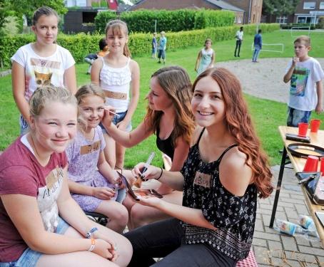 Rees: Besondere Gäste beim Ferienprogramm