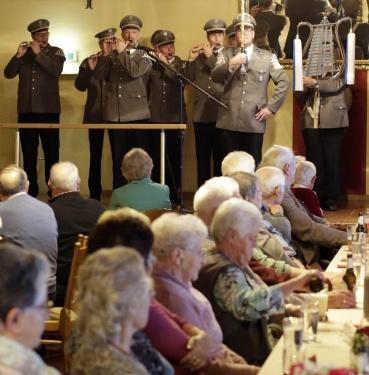Rees: 160 Teilnehmer beim Seniorennachmittag