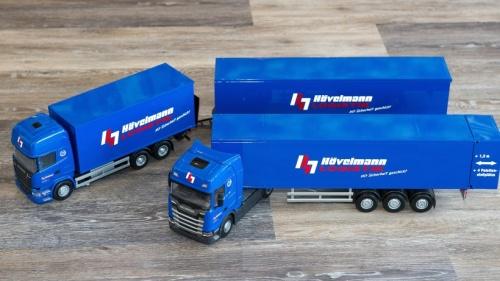 Hövelmann Logistik aus Rees steht auf längere Trucks | Nachrichten aus Emmerich, der Stadt am Rhein | NRZ.de