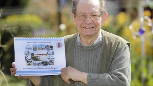 Norbert Behrendt spürte zweite Burg in Rees-Millingen auf | Nachrichten aus Emmerich, der Stadt am Rhein | NRZ.de