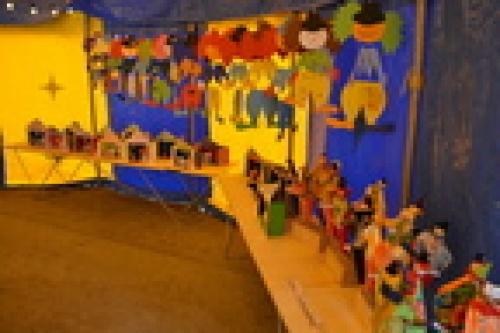 1. Gala-Vorstellung Zirkus der Quirinus Grundschule am 05. Mai 2017