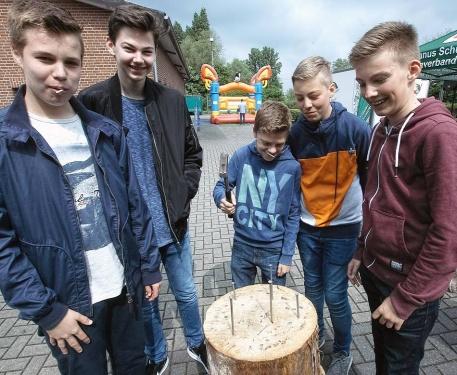 Rees: Jungschützen feiern ihr 50-jähriges Bestehen