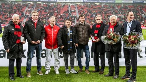Lokalsport: Bayer Leverkusen ehrt Fortuna Millingen