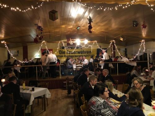 Feuerwehr Millingen: Besucherrekord in Millingen - Rees