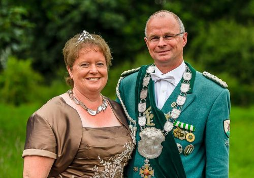 Rees: Uwe Venhoven ist König in Millingen