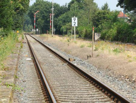 Einschränkungen auf der Bahnstrecke Emmerich-Oberhausen