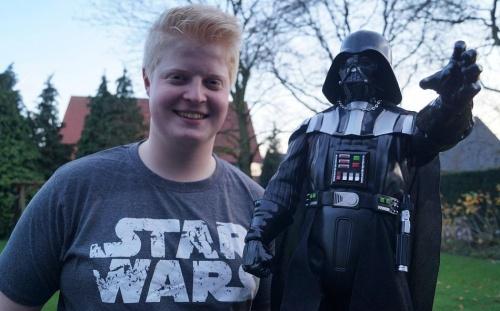 Geldern: 'Star Wars'-Fieber am Niederrhein