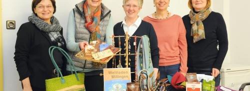 Millinger Eine-Welt-Laden unterstützt zweifach | WAZ.de