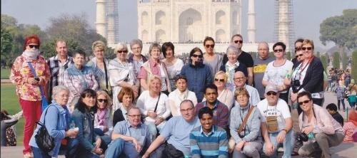 Rees: Höhepunkt: Besuch bei Pater Joseph