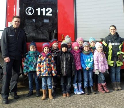 Rees: Es rappelt bei der Feuerwehr in Millingen