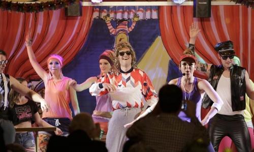 Rees: Wenn Oma Fine zu Conchita Wurst wird