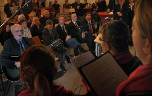 Rees: Der Millinger Jugendchor wird jetzt älter