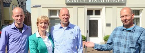 Klaus Karlen fand Nachfolger für sein Bestattungsinstitut | WAZ.de