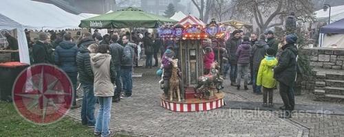 Lichterfest in Millingen - Rees - lokalkompass.de