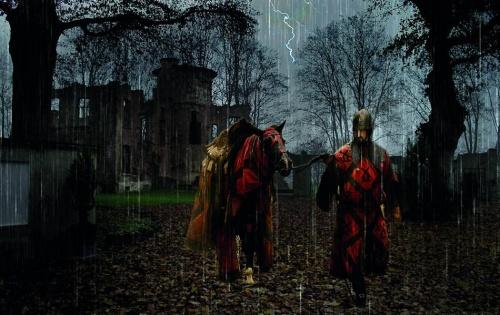 Rees: Ressa feiert auf Schloss Empel