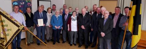Aus Den Vereinen I: KAB St. Josef Millingen ehrt ihre langjährigen Mitglieder