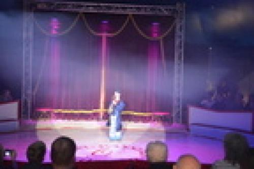 2. Gala-Vorstellung Zirkus der Quirinus Grundschule am 06. Mai 2017