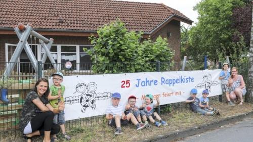 Rappelkiste in Millingen lädt für Sonntag zum Fest ein | Nachrichten aus Emmerich, der Stadt am Rhein | NRZ.de