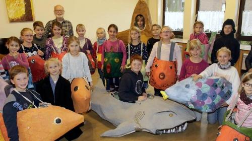Rees: Regenbogenfisch kommt ins Bürgerhaus zurück