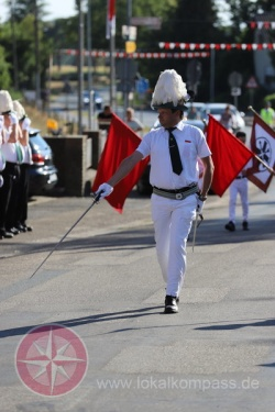 Parade in Empel - Rees - lokalkompass.de