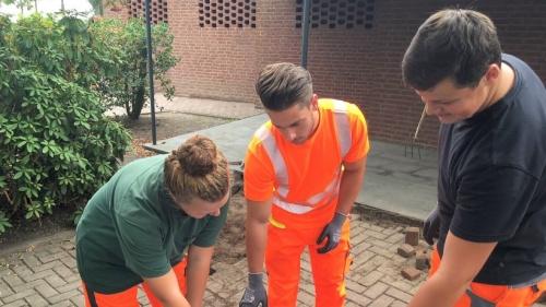 Friedhof Millingen wird barrierefrei gestaltet | nrz.de | Emmerich Rees Isselburg
