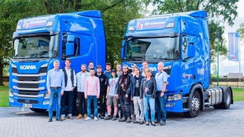 Millinger Spedition sucht Fahrer und erhöht die Löhne massiv | nrz.de | Emmerich Rees Isselburg
