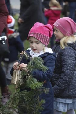 Weihnachtsmarkt: Weihnachtsmarkt in Millingen - Rees