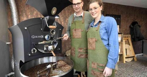Kaffeemanufaktur Rheinkult eröffnet in Millingen