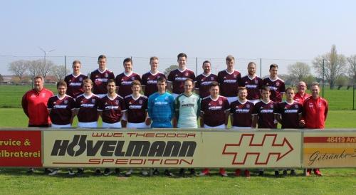 Fortuna bedankt sich bei Spedition Theodor Hövelmann – SV Fortuna Millingen 1920 e.V.