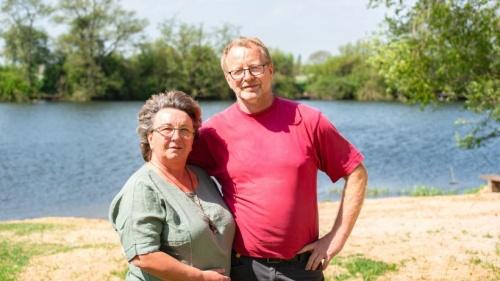Zehn Jahre führt Lydia Jochim das Strandbad Millinger Meer | nrz.de | Emmerich Rees Isselburg