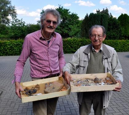 Heimatverein Millingen-Empel: Bauernschanze in Millingen entdeckt - Rees