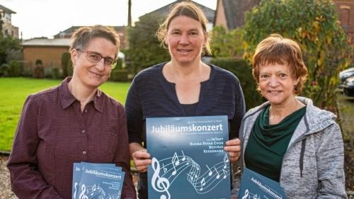 Ambulanter Hospizdienst Rees feiert 25-Jähriges mit Konzert | nrz.de | Emmerich Rees Isselburg