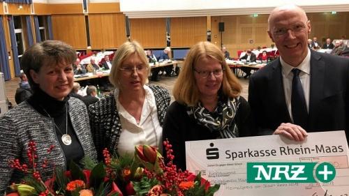 Rees: Heimatverein Millingen-Empel erhält den Heimatpreis | nrz.de | Emmerich Rees Isselburg