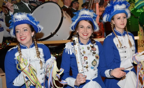 Karneval in Millingen: 55 Jahre MCV - Millingen feiert mit Jubel, Trubel und Radau! - Emmerich am Rhein