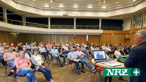 Rees: Millinger hatten noch viele Fragen zum Dorfkonzept | nrz.de |